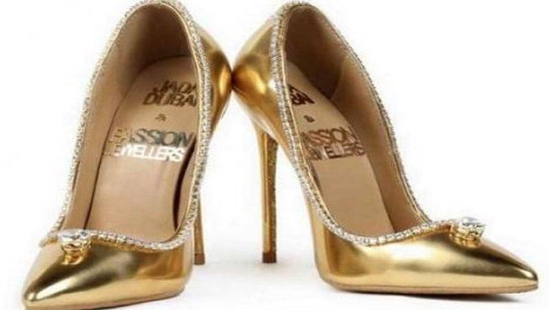 दुनिया का सबसे मंहगा जूता